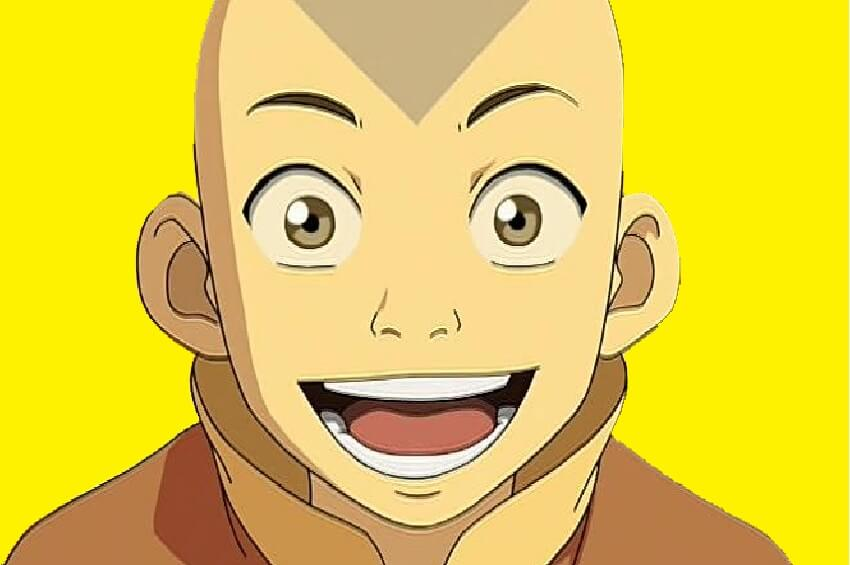 Who is the voice of Aang in Avatar