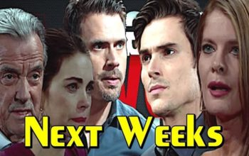 The Young and the Restless Spoilers Week of July 1- 5