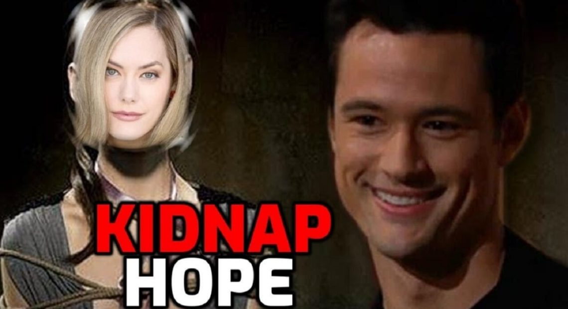 The Bold and the Beautiful Spoilers Thomas will kidnap Hope