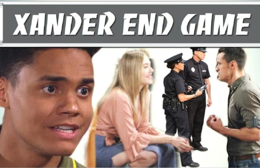 The Bold And The Beautiful Spoilers Xander will end Thomas's game