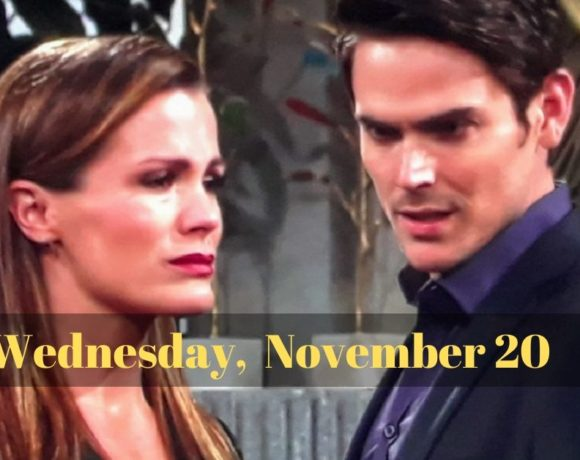 The Young and the Restless Spoilers for Wednesday, November 20