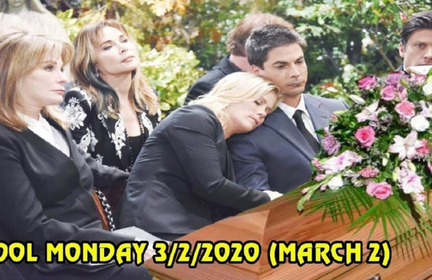 Days of Our Lives Spoilers for March 2-6 Next Week