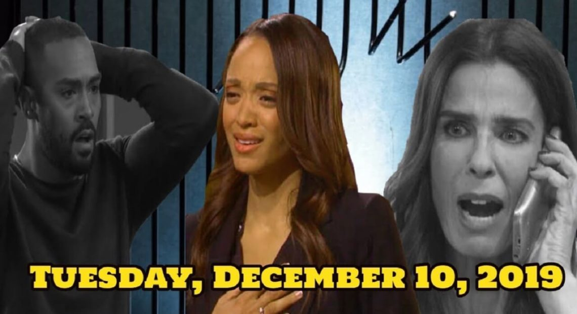 Days of Our Lives Spoilers Tuesday, December 10 DOOL Update