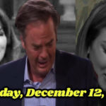Days of Our Lives Spoilers for Thursday, December 12 DOOL Ubdate