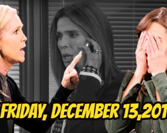 Days of Our Lives Spoilers Friday, December 13 DOOL Ubdate