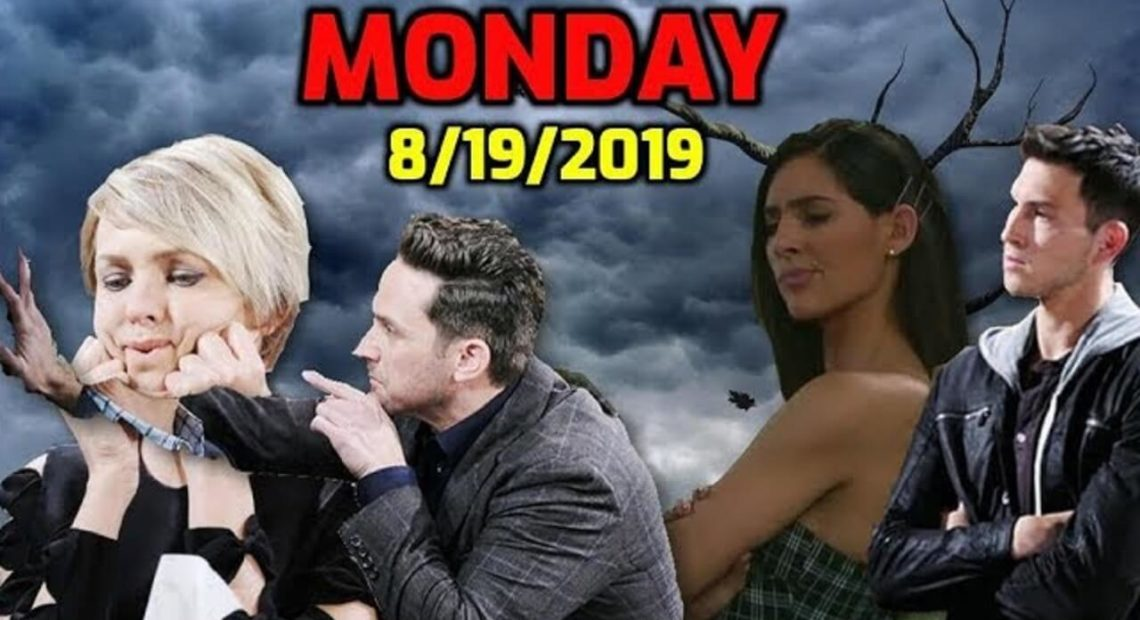 Days of Our Lives Spoilers Monday, August 19 DOOL Ubdate