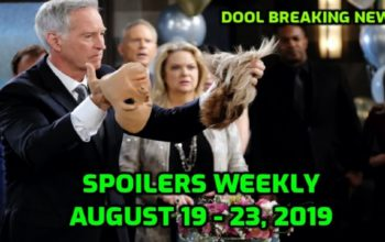 Days of Our Lives Spoilers for August 19-23 Next Week