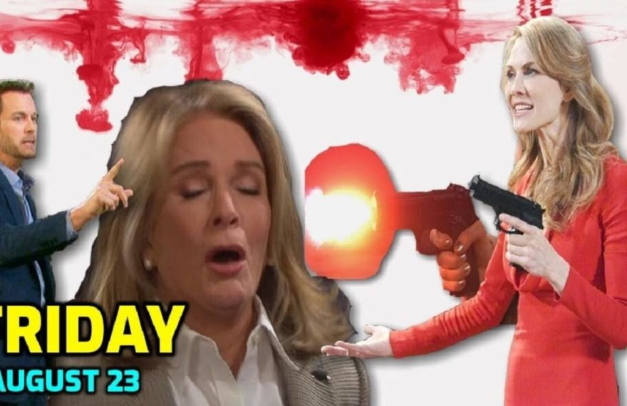 Days of Our Lives Spoilers for Friday, August 23 DOOL Ubdate