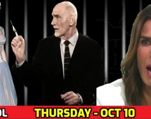 Days of Our Lives Spoilers for Thursday, October 10 DOOL Ubdate