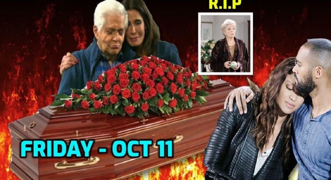 Days of Our Lives Spoilers Friday, October 11 DOOL Ubdate