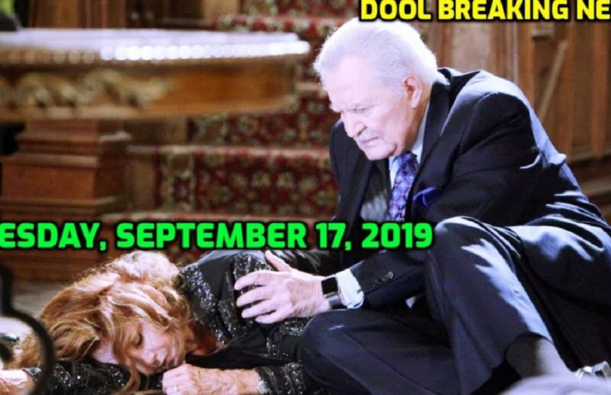 Days of Our Lives Spoilers Tuesday, September 17 DOOL Update