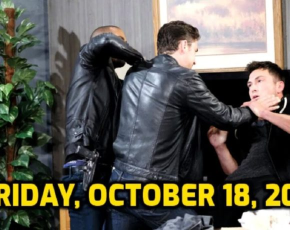 Days of Our Lives Spoilers Friday, October 18 DOOL Ubdate