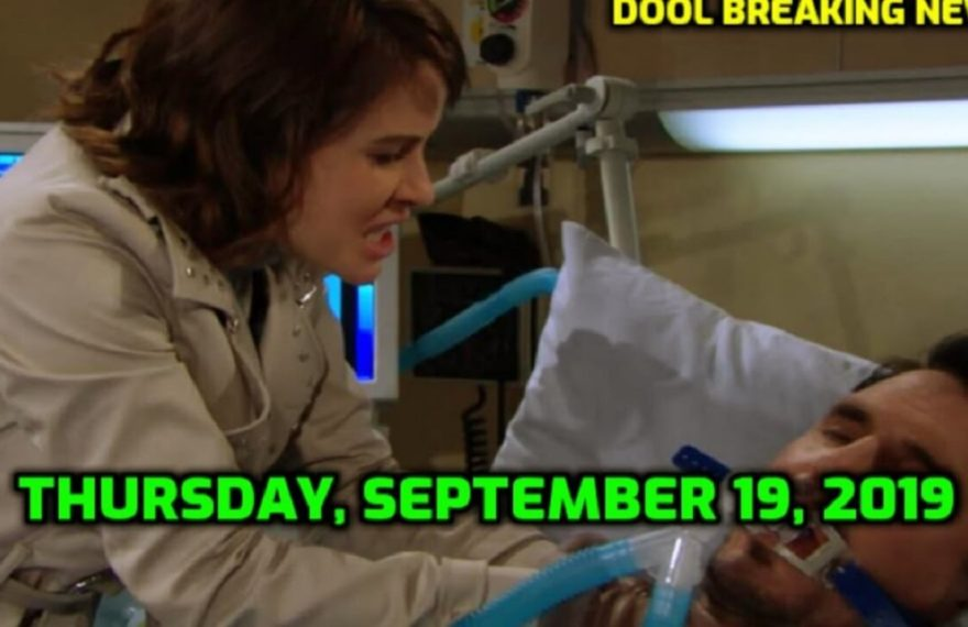 Days of Our Lives Spoilers for Thursday, September 19 DOOL Ubdate
