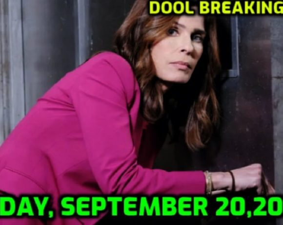 Days of Our Lives Spoilers Friday, September 20 DOOL Ubdate