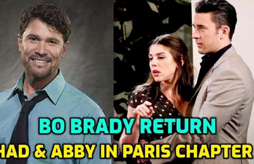 Days of Our Lives Spoilers Monday, September 23 DOOL Ubdate