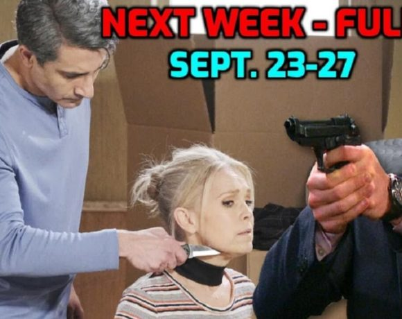 Days of Our Lives Spoilers Update Preview Week Of September 23-27