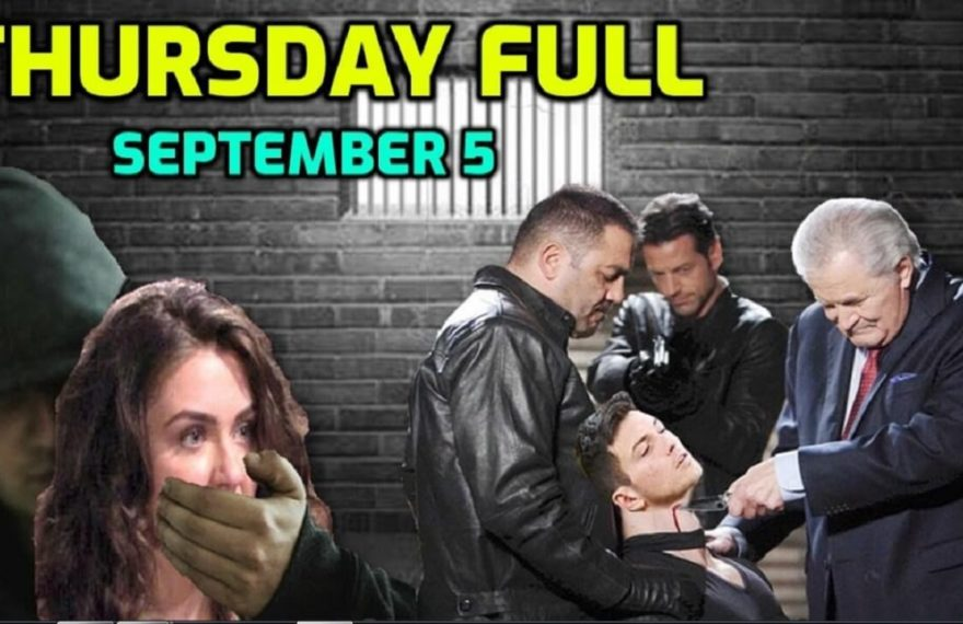 Days of Our Lives Spoilers Thursday, September 5 DOOL Ubdate