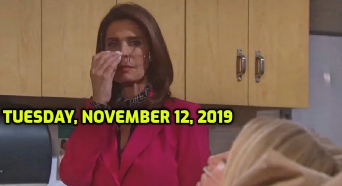 Days of Our Lives Spoilers Tuesday, November 12 DOOL Update