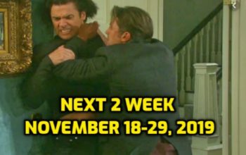 Days of Our Lives Spoilers Next Two Weeks November 18-29