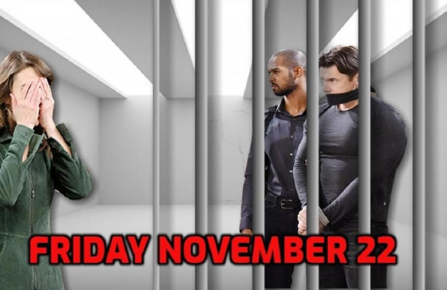 Days of Our Lives Spoilers Friday, November 22 DOOL Ubdate