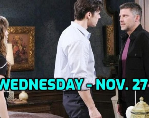 Days of our Lives Spoilers for Wednesday, November 27 DOOL Ubdate