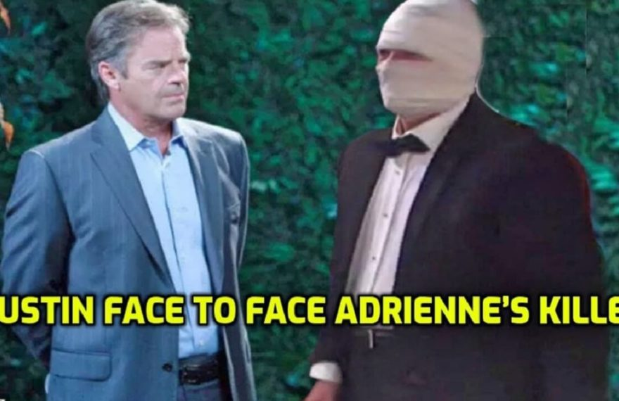 Days of Our Lives Spoilers: Justin face to face Adrienne's Killer