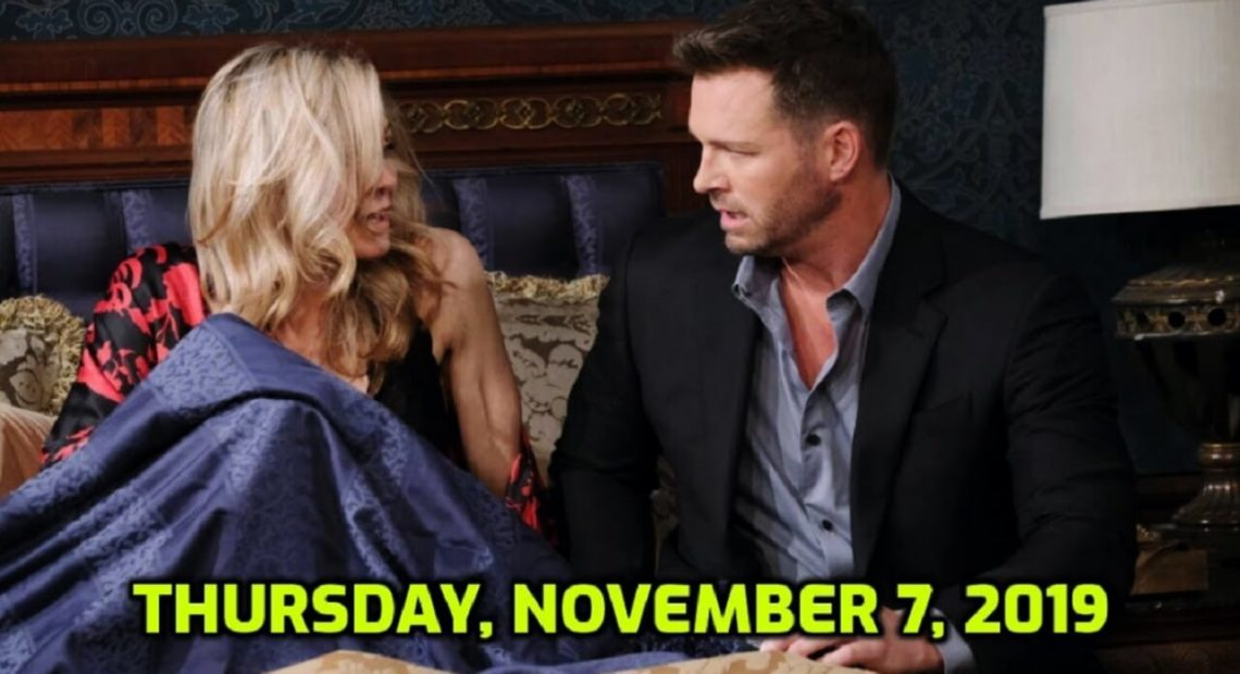 Days of Our Lives Spoilers for Thursday, November 7 DOOL Ubdate