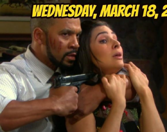 Days of Our Lives Spoilers Wednesday, March 18 Days Ubdate