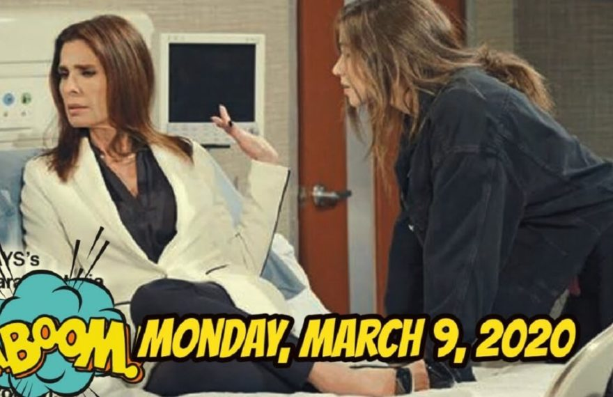 Days of our Lives Spoilers For Monday, March 9, 2020