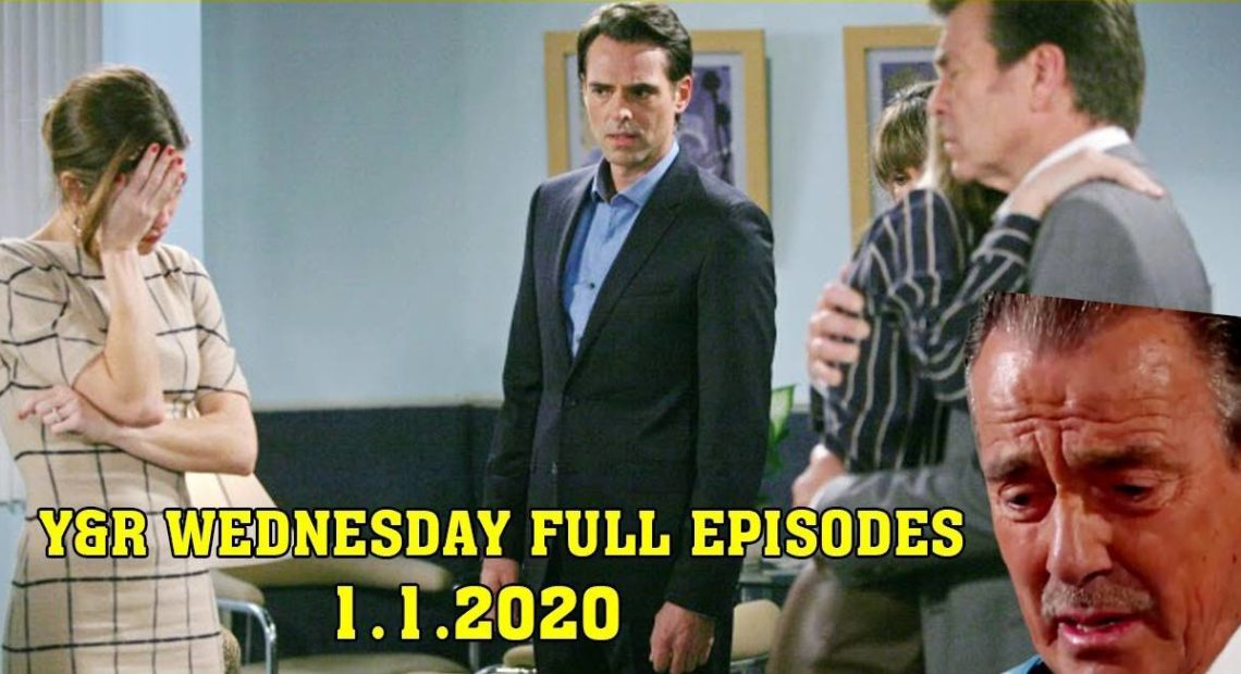 The Young and the Restless Spoilers for Wednesday, January 1  YR Ubdate