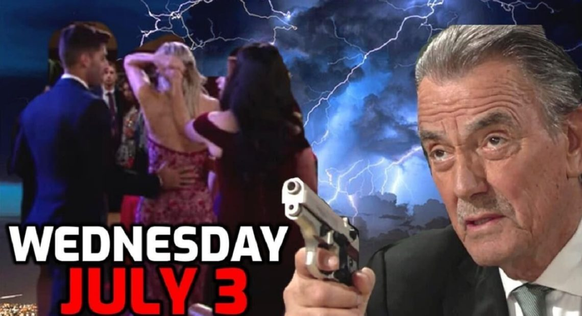 The Bold and the Beautiful Spoilers for Wednesday, July 3