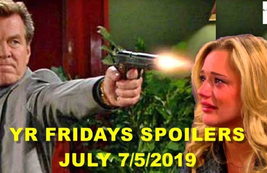 The Young And The Restless Spoilers Friday July 5
