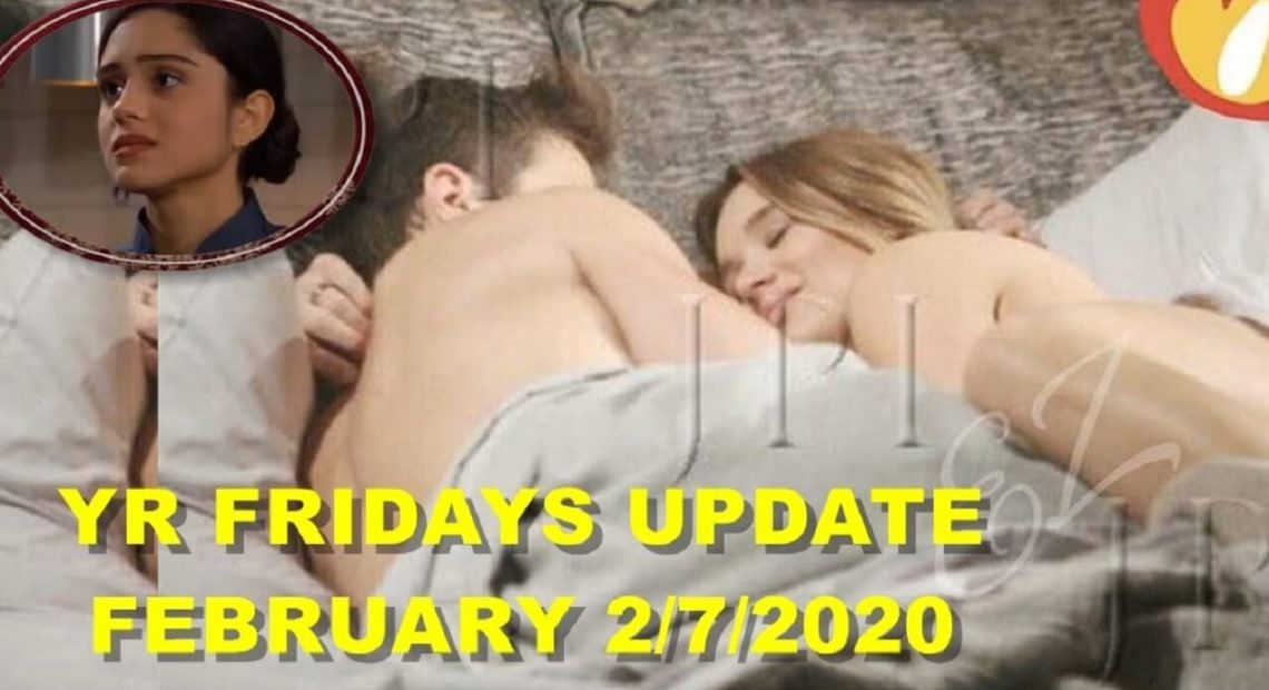 The Young And The Restless Spoilers Friday, February 7 Y&R Ubdate