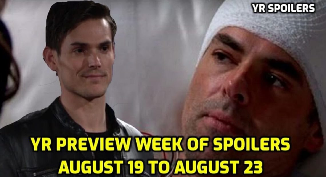 The Young and the Restless Spoilers Preview Week Of August 19-23