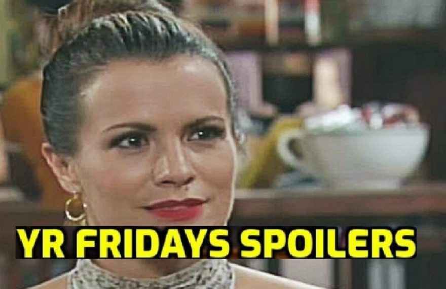 The Young and the Restless Spoilers Friday, August 23 Y&R Ubdate