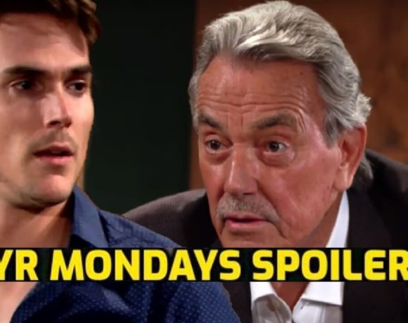 The Young And The Restless Spoilers Monday, August 26 Y&R Ubdate