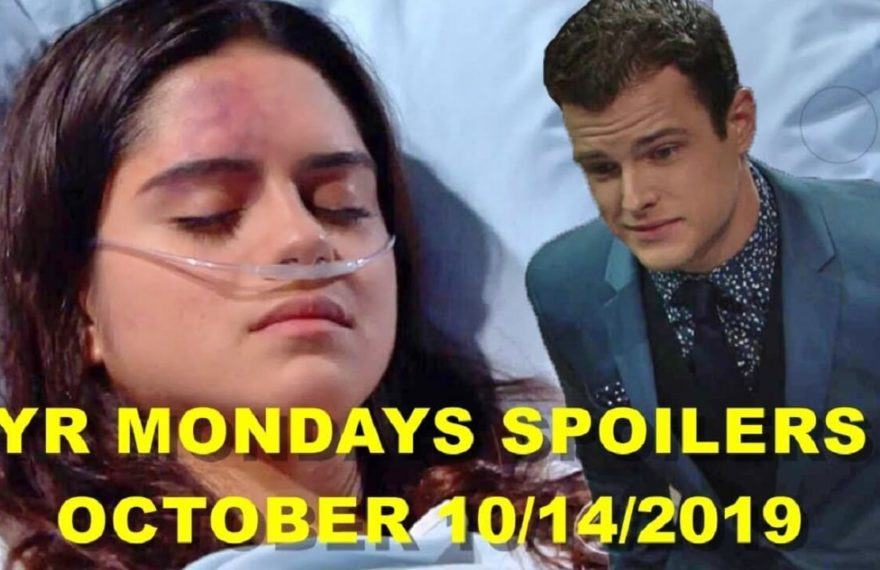 The Young And The Restless Spoilers Monday, October 14 Y&R Ubdate