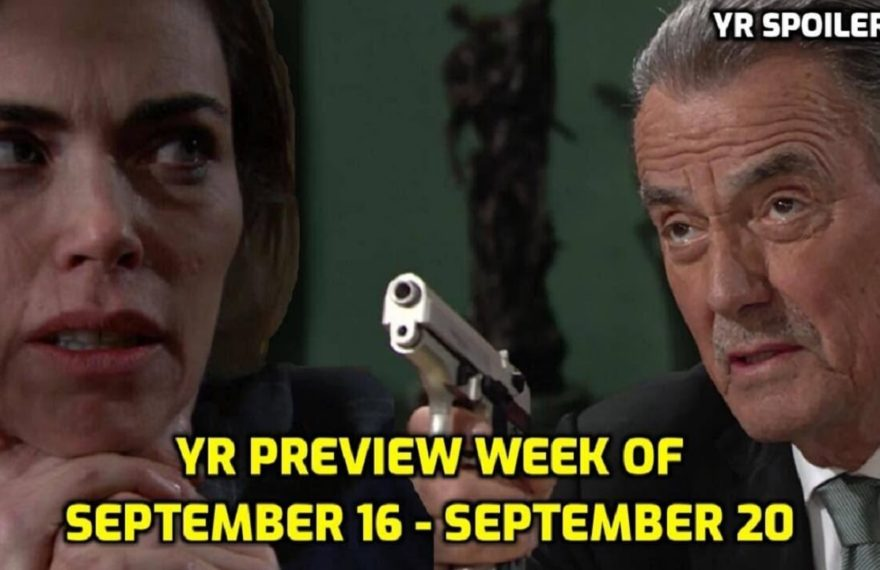 The Young and the Restless Spoilers Preview Week Of September 16-20