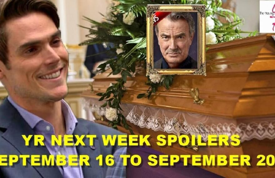 The Young and the Restless Spoilers Week of September 16-20