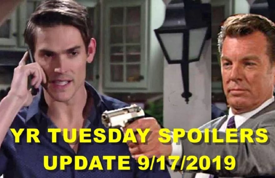 The Young and the Restless Spoilers Tuesday, September 17 Y&R Ubdate
