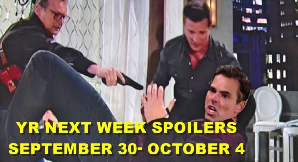 The Young and the Restless Spoilers Of September 30-October 4