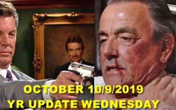 The Young and the Restless Spoilers for Wednesday, October 9