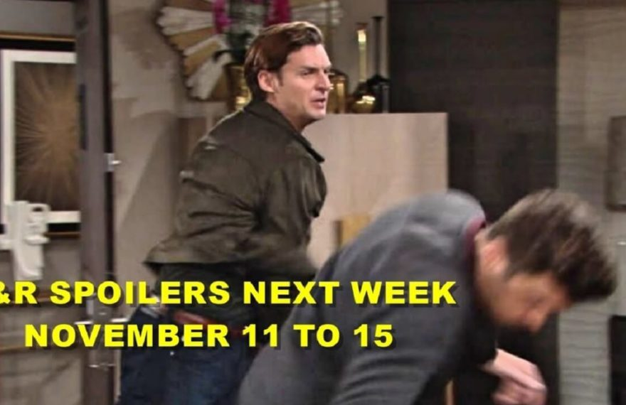 The Young and the Restless Spoilers Of November 11-15 Y&R Ubdate