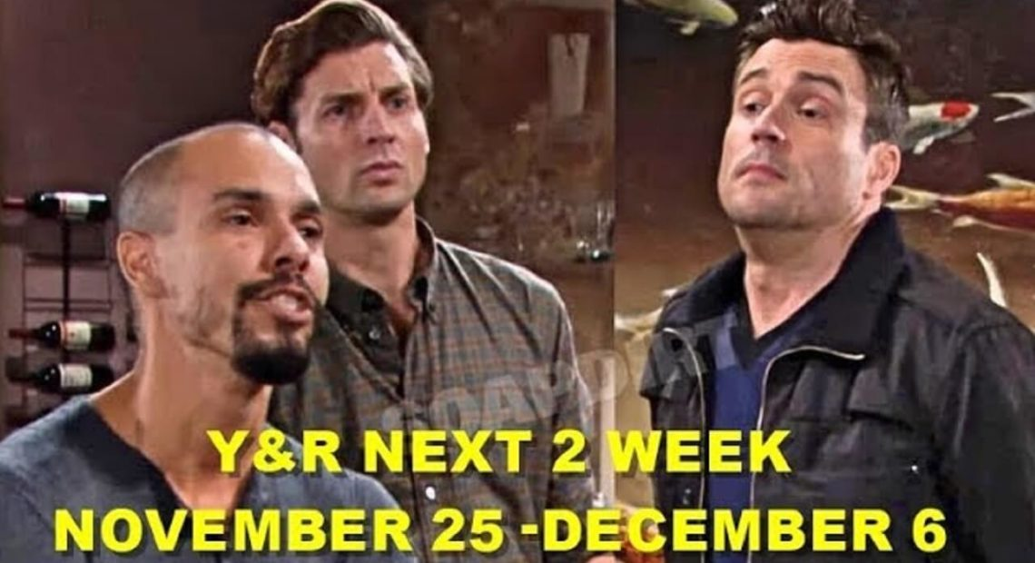 The Young And The Restless Spoilers Two Weeks of November 25 to December 6