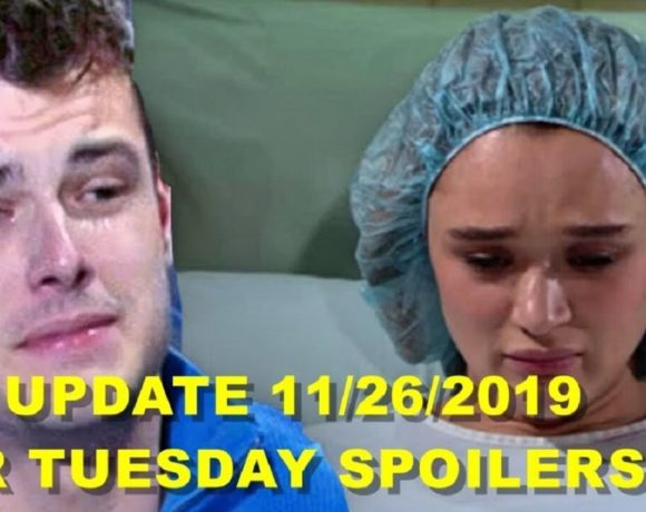 The Young and the Restless Spoilers Tuesday, November 26