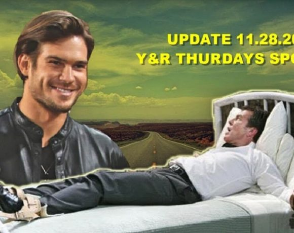 The Young and the Restless Spoilers Thursday, November 28 Y&R Ubdate