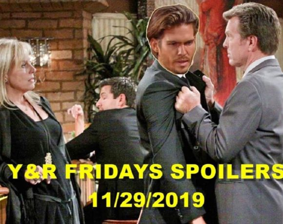 The Young And The Restless Spoilers Friday November 29