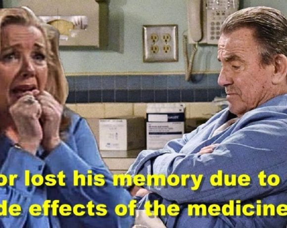 The Young And The Restless Spoilers Victor lost his memory due to the side effects of the medicine