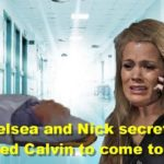 The Young And The Restless Spoilers Chelsea and Nick secretly murdered Calvin
