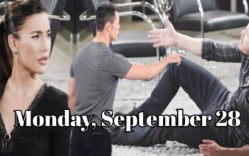 The Bold and the Beautiful Spoilers For Monday, September 28, B&B